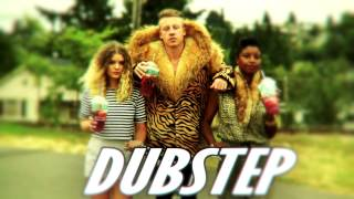 Gambar cover Macklemore & Ryan Lewis - Thrift Shop Feat. Wanz [Dubstep Remix] [Remix by Crowfield and John Twig]