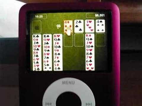 iPod Klondike Background music