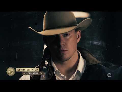 Portrait de Channing Tatum, Mister America - Kingsman 2 - Reportage cinema canal