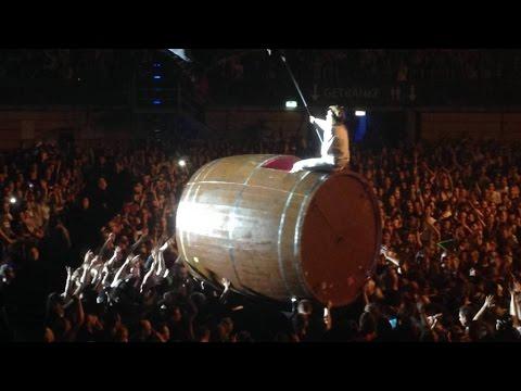 Deichkind - Limit  Live @ Rock am Ring 2015 HD