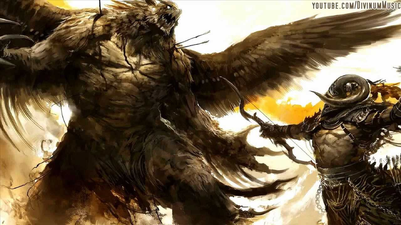 Veigar Margeirsson - Cataclysmic Clash ( Position Music - Orchestral Series  Vol  08 — Rise Above )