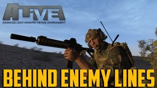 ARMA 3 Alive - Behind Enemy Lines
