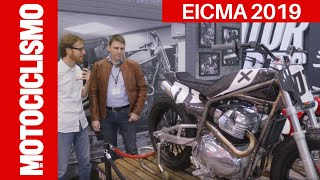 Eicma 2019: Royal Enfield