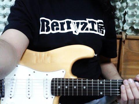 Berryz Koubou - Koishiteru Toki wa Itsumo... | Guitar Cover by Mr. Moonlight