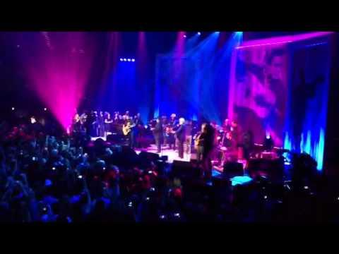 """The Highwaymen"" We Walk The Line Johnny Cash Tribute Concert  4/3/2012 Austin, TX"