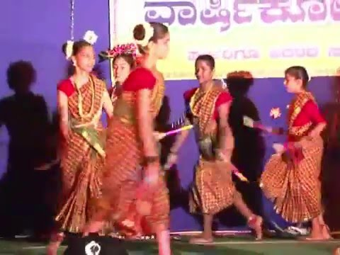 Kolu Kunidave - Kannada Traditional Folk Song   ಕೋಲು ಕುಣಿದವೆ   ಕನ್ನಡ