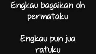 Awie feat Adira   Ratuku 2013 Lirik OST Sehangat Asmara Mp3