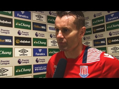 Shay Given On Toffees Loss
