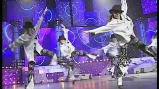 Класс-центр Сергея Казарновского (2004) танцевальные номера(Класс-центр Сергея Казарновского на концерте 21 мая 2004 года представил танцевальные номера: