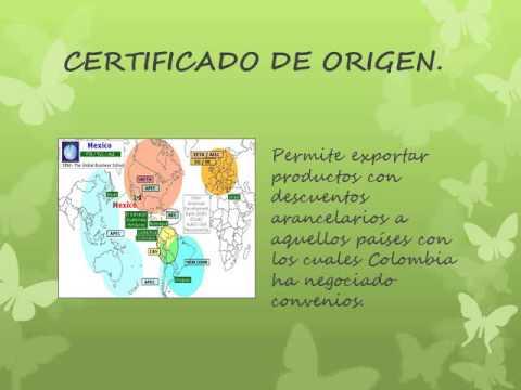 Tramites legales para exportar un producto desde colombia youtube - Tramites legales para alquilar un piso ...