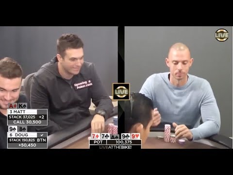 High Stakes Poker VLOG - Did Doug Polk End Matt Berkey&39;s Career? - Solve For Why Chronicles Ep 18