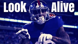Odell Beckham Jr. Mix - Look Alive / Drake