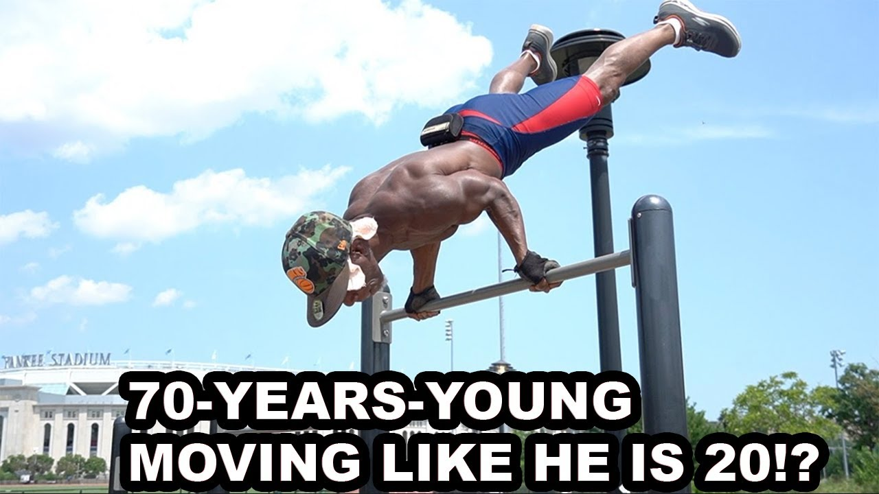 Download 70 Year old STRONG MAN shares Calisthenics workout & Knowledge to stay forever young