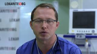 Д-р Благомир Здравков - Хранене преди и след анестезия