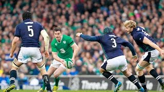 Official Extended Highlights (Worldwide) - Ireland 35 - 25 Scotland | RBS 6 Nations