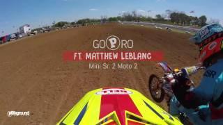 Gambar cover Makin' Moves Ft. Matthew LeBlanc - JS7 Freestone 2017 - Motoplayground