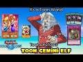 Toon Gemini Elf best Toon Support??? King of Games  [Yu-Gi-Oh! Duel Links]