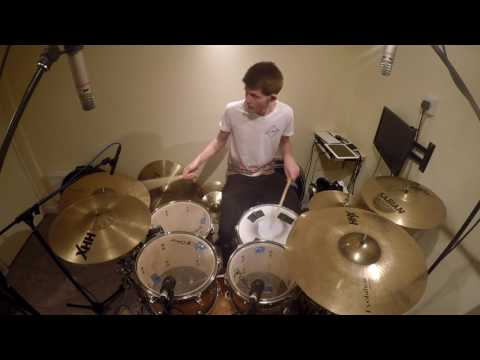 Drum Cover of PB Underground's Stand Up, By Dan Rossiter Drums