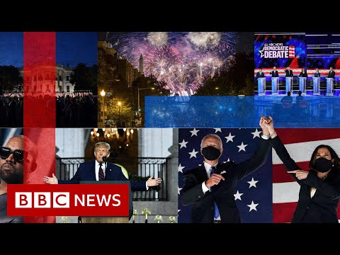 US election: The crazy election campaign …
