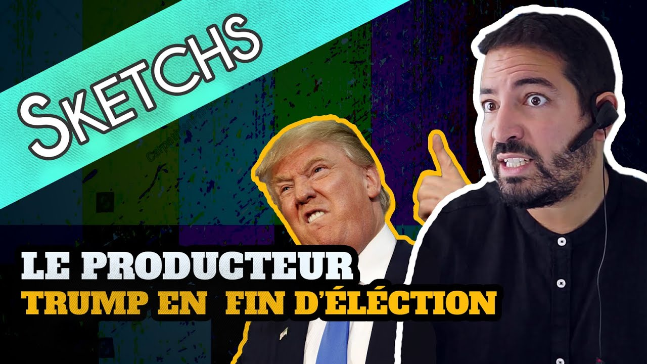 📺 Le Producteur - Coaching de Trump 🇺🇸 🗳️