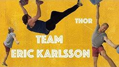 TEAM ERIC KARLSSON BOULDERING #136