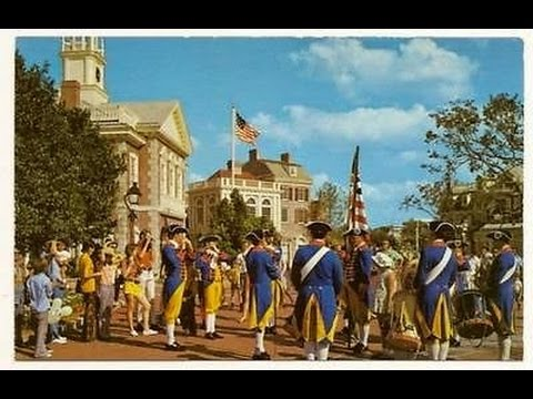 A Trip Back to Liberty Square (WDW 1970s) - DisneyAvenue.com
