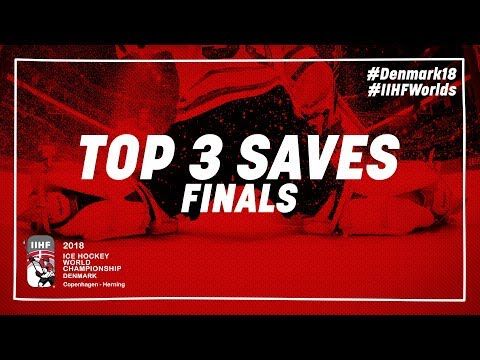 Top Saves of the Day May 20 2018 - #IIHFWorlds 2018 - 동영상