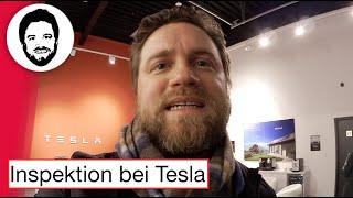 Inspektion für das Tesla Model S -  40.000er - Umfang und Kosten!
