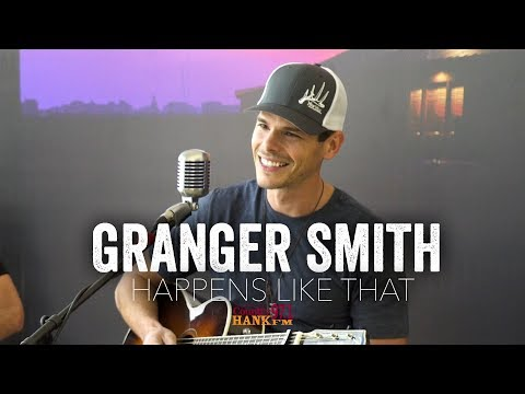 Happens Like That  Granger Smith Acoustic