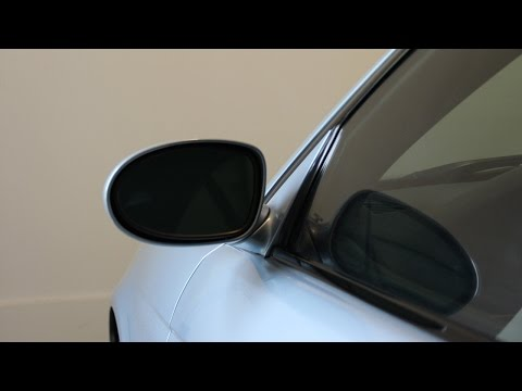 BMW E39 M5 Side Mirror Removal/Install DIY