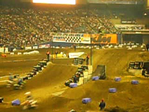 Montreal supercross 2008