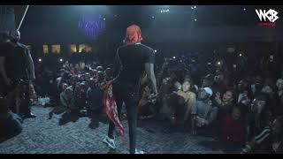 Diamond Platnumz - performing live in TORONTO/CANADA ( JIBEBE)
