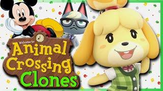 Animal Crossing Clones - Austin Eruption