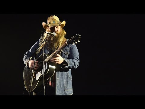 Chris Stapleton - Fire Away - C2C 2016 Live