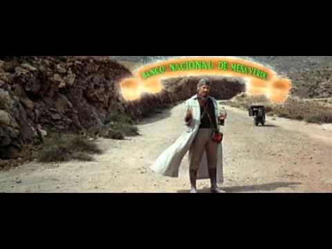 A Fistful of Dynamite (1971) - Banco Nacional de Mesa Verde