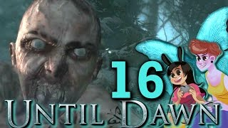 UNTIL DAWN 2 Girls 1 Let's Play part 16: Old Man