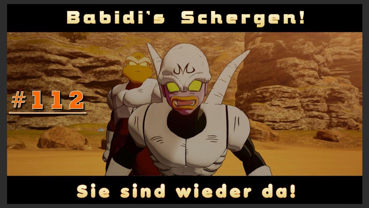 Babidi Is Back Dragonball Z Kakarot German Aut 112 Youtube
