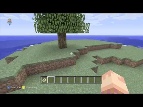 Survival Island challenge map seed! - Minecraft xbox 360   HD