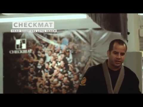 Checkmat Head Quarters Long Beach - Leo Vieira