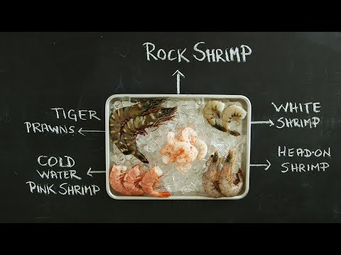 Essential Tips for Identifying and Buying Shrimp - Kitchen Conundrums with Thomas Joseph