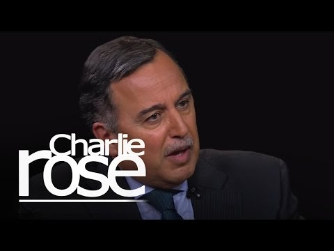 Foreign Minister Nabil Fahmy on the Future of Egypt | Charlie Rose