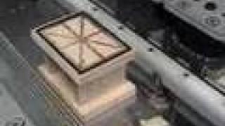 Homag Weeke IMA home made vacuum/suction pods