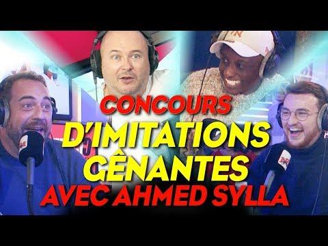 AHMED SYLLA VS CAUET : CONCOURS D'IMITATIONS GÊNANTES !