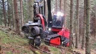 Waldfieber 2 - Zeit für Waldarbeit | Forstmaschinen im Einsatz