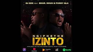 Dj sox new single called ngiphethe izinto ft bhar, funky qla and khuh now available on all digital platforms.