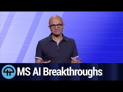 Microsoft's AI Breakthroughs Past, Present, and Future
