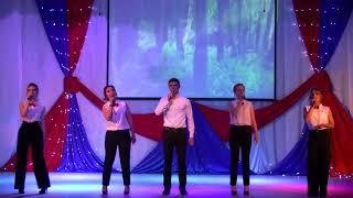 Отчетный концерт КППК 2018