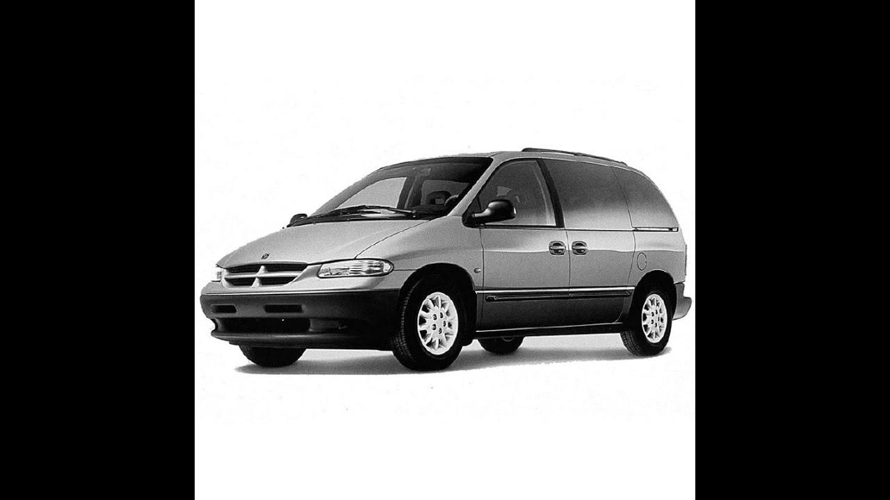 Chrysler Voyager Mk3 Service Manual Repair Manual Youtube