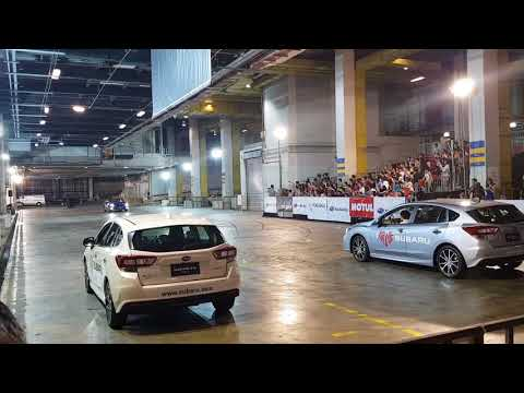 Singapore Motor show 2018 (13 January 2018) - Russ Swift