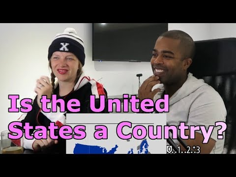 Is The United States A Country? (REACTION 🔥)
